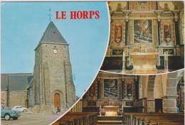 Mayenne :  LE  HORPS  : Vue - Le Horps