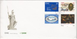 1994 ANNIVERSARIES SG 901/904  FDC - FDC