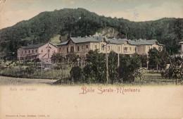 BAILE SARATA-MONTEORU : HALA DE MASINI [ LA HALLE DES MACHINES / THE MACHINERY HALL ] - ANNÉE / YEAR ~ 1905 (q-785) - Rumänien