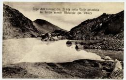 Lago Dell'Inferno (Sondrio). Veduta. - Sondrio