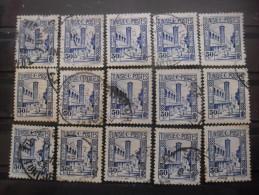 TUNISIE N°171 X 15 Oblitéré - Collections (sans Albums)
