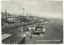 """1955, Genova - Pra - Palmaro """"La Spiaggia"""" - Genova"""