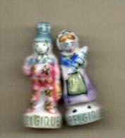 f�ves duo LES PAYS EUROPEENS 1992 - couple BELGIQUE