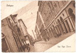 BOLOGNA - VIA UGO BASSI - EDIZIONE N. DE CESARE - 1941 - Bologna