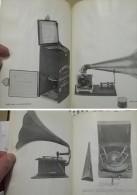 Phonographe, Gramophone : COLL MARCO CONTINI Storica Di Fonografi E Grammofoni (SD / Peut-être 1971) - Livres, BD, Revues