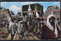 LA MECQUE- La Kaaba ( Rare)- - Arabie Saoudite