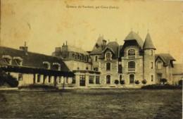 C.P.A. - CIRON - Château De Vouliers - Trés Bon état - - Francia