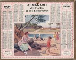 Calendrier 1924 - Grossformat : 1921-40
