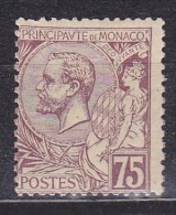 Monaco - N° 19 Neuf Avec Charniere (hinged) - Cote 38 Euros - Prix De Départ 9 Euros - Neufs