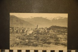 CP, 06, UTELLE Vallée De La Vesubie Chaine Des Alpes N°1154 Edition Giletta - France