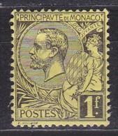 Monaco - N° 20 Neuf Avec Charniere (hinged) Infime Défaut Au Verso - Cote 24 Euros - Prix De Départ 3 Euros - Monaco