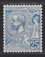 Monaco - N° 25 TB Neuf Avec Charniere Légère (hinged) - Cote 20 Euros - Prix De Départ 6 Euros - Monaco