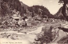 Fionnay Les Chalets - Suisse