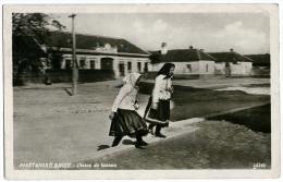CARTE PHOTO PIESTANY - PIESTANSKE KROJE : SESTOU DO KOSTALA - Eslovaquia