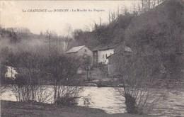 LE CHATENET EN DOGNON                 LE MOULIN DU DOGNON - France