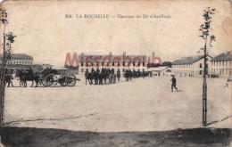 17  -  LA ROCHELLE -  Casernes Du 24e  D'artillerie   - 2 Scans - La Rochelle