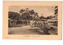 C P A--AFRIQUE    DAHOMEY--le Milice Indigène--voir 2 Scans - Dahomey