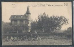 - CPA 76 - Vattetot-sur-Mer, Villa Rose-Blanche - France