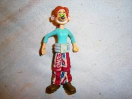 FIGURINE  SOURIS  RITA  FLUSHED 13 CM - Figurillas