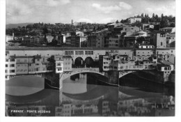 Firenze - Ponte Vecchio - Firenze