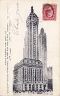 Etats-Unis - New-York City - Singer Building / 1910 - Autres Monuments, édifices