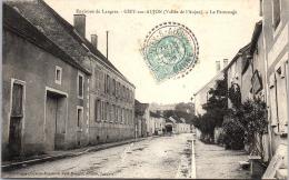 52 GIEY SUR AUJON - Le Patronage - Sonstige Gemeinden