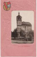 RARE: GRUSS Aus Pforzheim : Schlosskirche Vor 1904. Neue - Pforzheim
