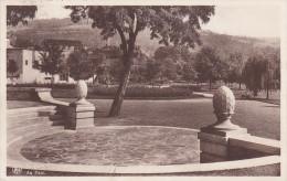 LUXEMBOURG, PU-1927; Diekirch Au Parc - Postcards