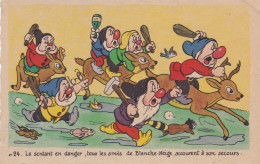 BLANCHE NEIGE N° 24(dil124) - Vertellingen, Fabels & Legenden