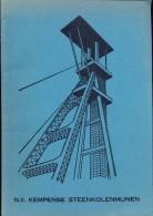 NV De Kempense Steenkolenmijnen - Helchteren Zolder Houthalen - 1970 - Culture