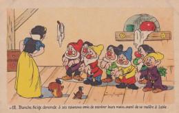 BLANCHE NEIGE N° 12 (dil124) - Vertellingen, Fabels & Legenden