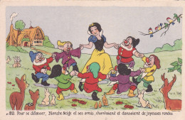 BLANCHE NEIGE N° 20 (dil220) - Vertellingen, Fabels & Legenden