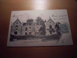 CPA 91 LONGJUMEAU L' Hospice Précurseur 1903 Pour Harlaut à Vauréal Par Cergy - Longjumeau