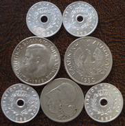 (J) GREECE: LOT  7 Coins AU-UNC (L56)   LIQUIDATION SALE!!!!! - Grecia