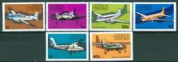 Grenada Grenadines 1976 Airplane MNH** - Lot. 3248 - Grenade (1974-...)