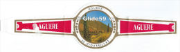 Bague De Cigare AGUERE - 50 Cigarillas - Tenerife - Islas Canarias - Bagues De Cigares