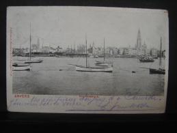 AF. CP. 93. Anvers. Vue Générale - Antwerpen
