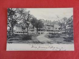 Georgia> Augusta  Hotel Bon Air    ref 1587