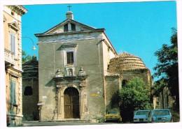K1229 Crotone - Chiesa Di San Giuseppe - Auto Cars Voitures / Non Viaggiata - Crotone