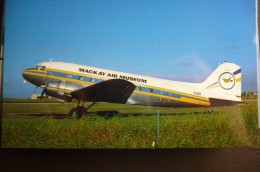 DC 3        MACKAY AIR MUSEUM   VH SBT - 1946-....: Moderne