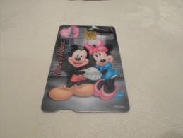 SOUTH AFRICA - Superb Chipphonecard Disney N°1 - Sudafrica
