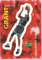 Sticker - UPPER DECK, 1997. - Basket / Basketball, No 289 - Horace Grant, Orlando Magic - Basketball - NBA
