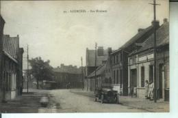 LOURCHES Rue Mirabeau - France