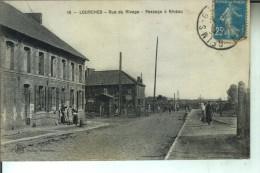 LOURCHES Rue Du Rivage Passage à Niveau - France