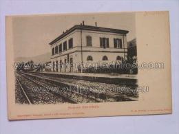 Brisighella 6 Ravenna Stazione Station Ferroviaria Treno Ed Diletti - Ravenna