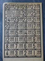 Guerre 14-18 Lot De 2 Cartes De Ravitaillement PAIN  Septembre 1918  ; Ref 781 - Documents Historiques