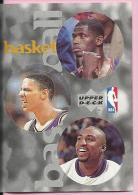 Sticker - UPPER DECK, 1997. - Basket / Basketball, NBA, No 20 / 108 / 260 - Basketball - NBA