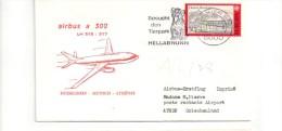 103 Munich Athenes  01 04 1978 Felin - Airmail