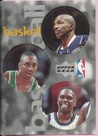 Sticker - UPPER DECK, 1997. - Basket / Basketball, NBA, No 45 / 187 / 295 - Basketball - NBA