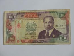 100 One Hundred Shillings - Central Bank Of  KENYA **** EN ACHAT IMMEDIAT **** - Kenia